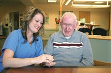 handicapped assistance at A & A About Home Care in Caldwell ID