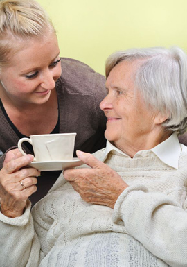 A & A About Home Care elderly assistance
